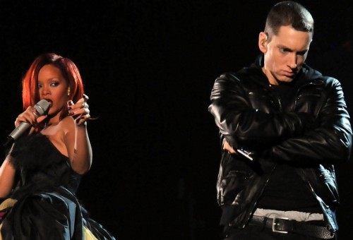 Eminem Announces Three-City Tour With Rihanna
