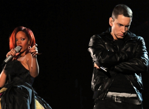 Eminem Rihanna Monster Tour Eminem Announces Three City Tour With Rihanna
