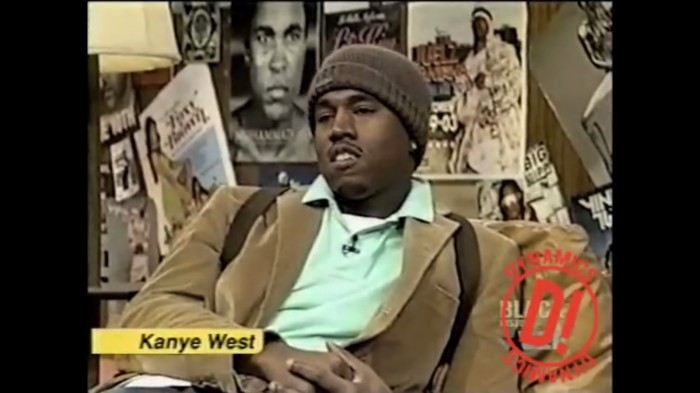 kanye west on rap city 2004 video home of hip hop