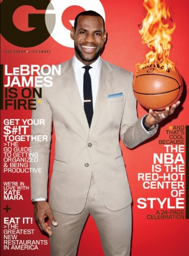 Lebron James GQ 368x500 LeBron James GQ Cover (Photo)