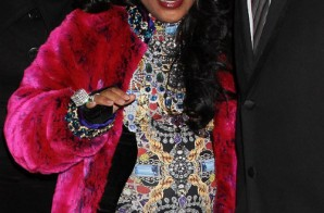 Lil Kim Opens Up About Pregnancy
