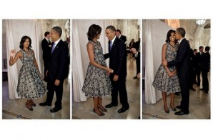 Michelle Obama's Valentine's Day Message To President Obama