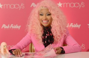 "Nicki Minaj Announces New Album Title, ""The Pink Print"""