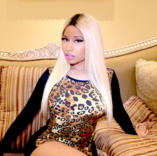 Nicki Minaj Nicki Minaj Freestyle Helps P.T.A.F. Get Signed With Capitol