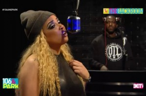 """Lore'l – """"The Backroom"""" Freestyle (Video)"""