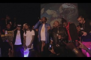 Meek Mill Performs at Birdman's All-Star Weekend Birthday Bash (Video) (Shot by Will Knows)