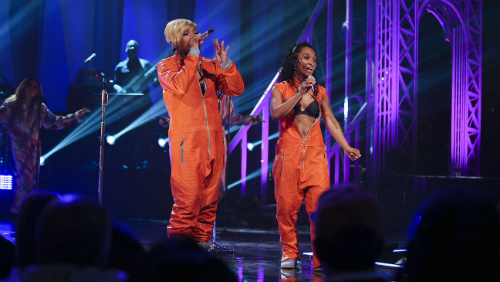 TLC TLC Perform Creep, Waterfalls, & No Scrubs On VH1s Super Bowl Blitz (Video)