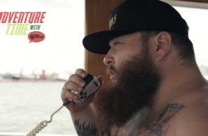 Adventure Time With Action Bronson (Part 1) (Vlog)