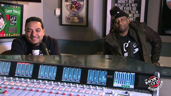 YG26dWq Maino & Kirko Bangz – Hot 97 Morning Show Interview (Video)