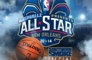 DJ Smallz – All-Star 2014 (Southern Smoke Special) (Mixtape)