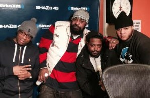 Sean Price, Apollo The Great & Rim The Villin Visit 'Weekend Work' With DJ Caesar On Shade45