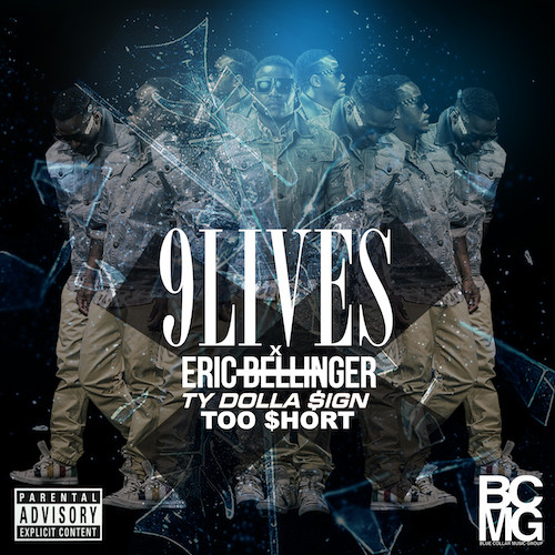 eric bellinger 2 Eric Bellinger – 9 Lives ft. Too Short & Ty Dolla $ign