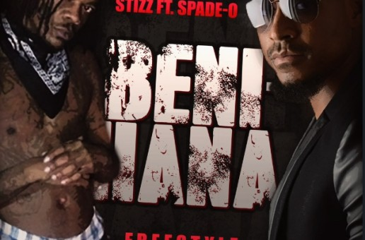 Stizz – Benihana Freestyle Ft. Spade-O