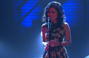 "Jhene Aiko Performs ""The Worst"" on the Conan Show (Video)"