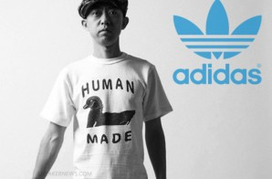 BAPE Founder Nigo & adidas Originals Unveil New Partnership