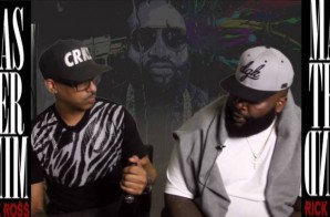 "Rick Ross Talks ""Mastermind"", his track ""War Ready"" and More with Hot 107.9′s Beestroh (Video)"