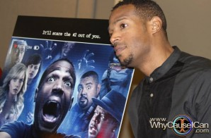 "Marlon Wayans Talks ""A Haunted House 2″, a Wayans Brothers Tour, Black Hollywood & More  (Video)"