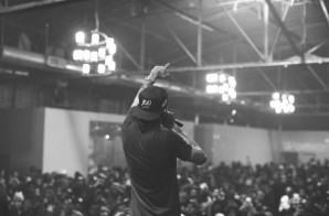 Nipsey Hussle Brings Out Bun B, Kirko Bangz & Slim Thug (Live In Houston) (Video)