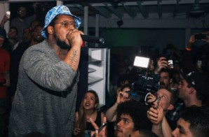 Born x Raised & Schoolboy Q's Oxymoron Release Party (Photos)