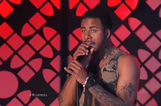 Sage The Gemini – Red Nose / Gas Pedal (Live On Jimmy Kimmel) (Video)