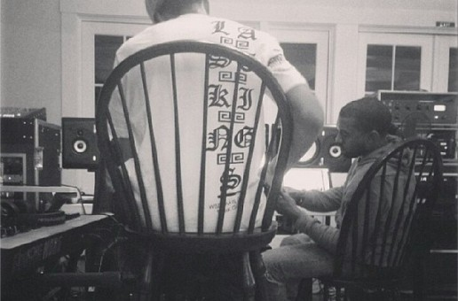 "Kanye West set to Executive Produce Tyga's Upcoming Project ""The Gold Album"" (Video)"