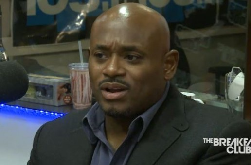 Steve Stoute Talks The Tanning Of America, 50 Cent, Revolt TV & More With The Breakfast Club (Video)