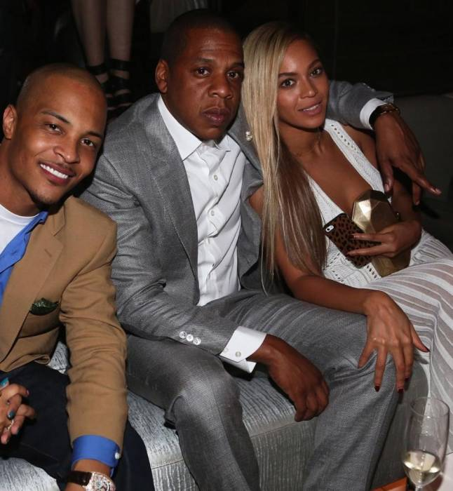 t i jay z beyonce T.I. – Drunk In Love (Remix)