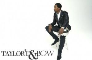 J.R. Smith For Taylor'd & Bow (Photos)