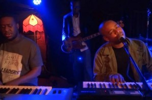 Watch Terrace Martin & Friends Tear Down The Del Monte Speakeasy (Live In LA) (Video)
