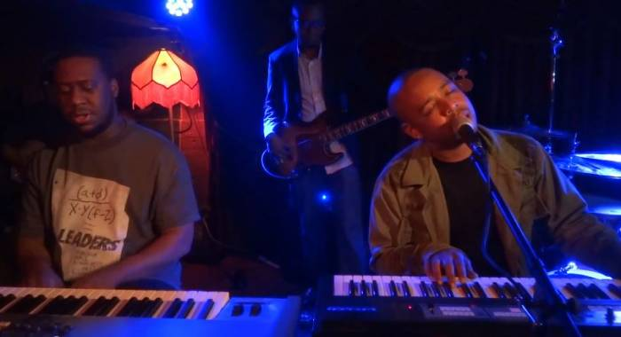 terrancemartinrocksoutlive Watch Terrace Martin & Friends Tear Down The Del Monte Speakeasy (Live In LA) (Video)