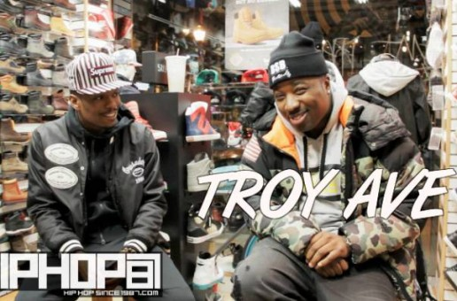 Troy Ave Talks His Latest Project, Staying True To His Sound & More (Video)