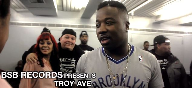 troyaveapollovlog Troy Ave   Apollo Theater (Vlog)
