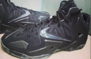 "Nike Lebron XI ""Stealth"" (Photos)"