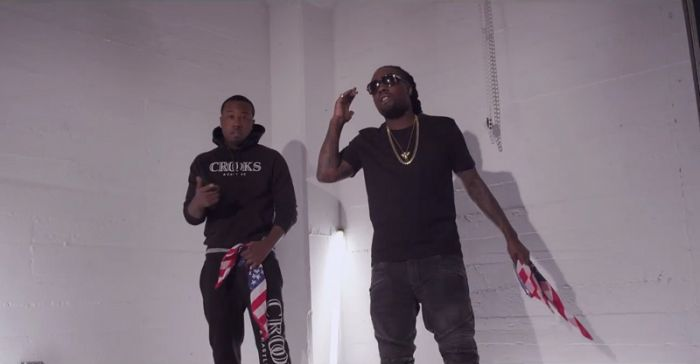 wale Mark Battles   Got A Feeling Remix ft. Wale, and Derek Luh (Video)