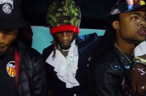 Young Money Yawn, Young Scooter & Young Thug Perform Live In VA (Video)