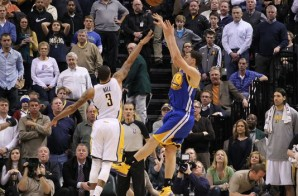 I'm A Warrior: Klay Thompson Hits A Game Winner to Beat the Indiana Pacers (Video)