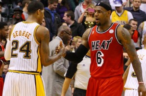 WTF: Indiana Pacers Forward Paul George wants Lebron & Kobe to Mentor Him