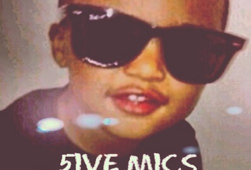 5ive Mics – #FOH2X (Mixtape)