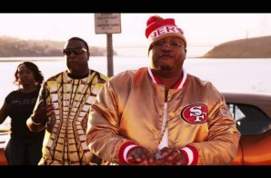 B-Legit – What We Been Doin ft. E-40 (Video)