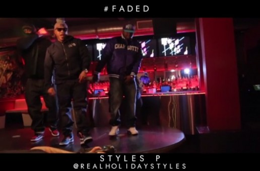 The Lox – Faded ft. Tyler Woods (Behind The Scenes) (Video)