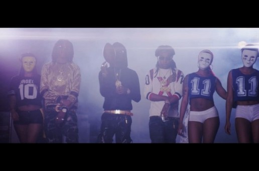 Migos – Emmitt Smith (Video) (Dir. by Gabriel Hart)