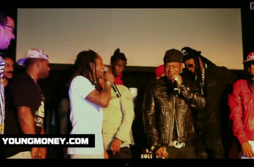 Lil Wayne – Weezy Wednesdays (Episode 3) (Video)