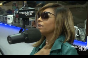 Ashanti Sits Down with The Breakfast Club (Video)