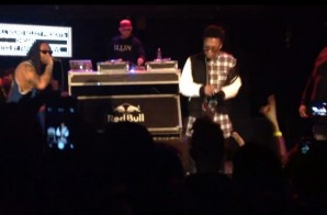 Lupe Fiasco & Spenzo Join Ty Dolla $ign in Chicago (Video)