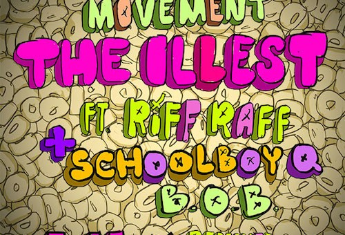 Far East Movement – The Illest (Remix) Ft. Riff Raff, Schoolboy Q & B.O.B.