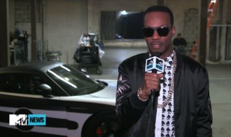 Juicy J – Talkin' Bout Ft. Wiz Khalifa (Behind The Scenes) (Video)