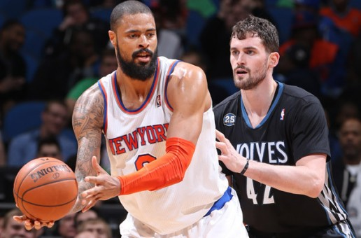 Where's The Love: Knicks Center Tyson Chandler Calls out Kevin Love (Video)