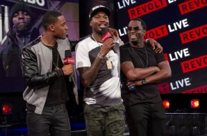 Meek Mill Announces Sophomore Album 'Dreams Worth More Than Money' On Revolt TV