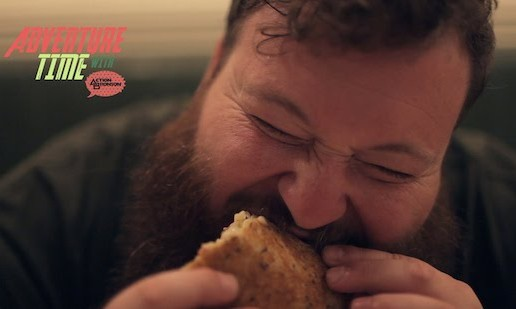 Adventure Time With Action Bronson (Part 2) (Video)