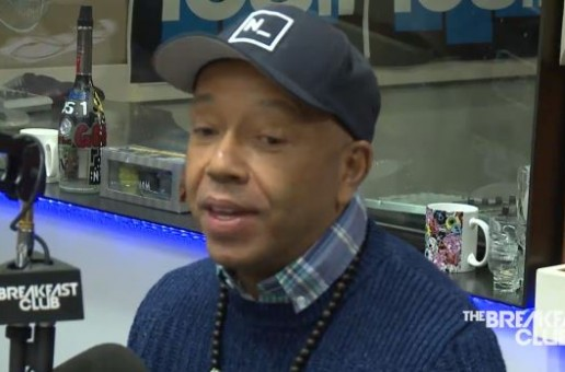 Russell Simmons Talks His New Book, Meditation, Language, Def Jam & More (Video)